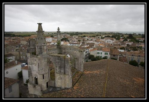 Eglise de Saint-Martin-de-Ré