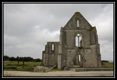 Abbaye Notre-Dame-de-Ré dite des Châteliers