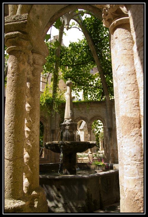 Fontaine lavabo