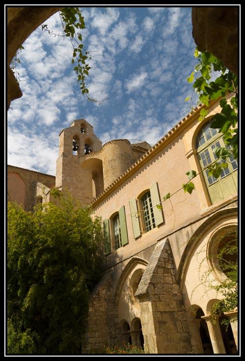 Clocher de l'Abbaye de Valmagne