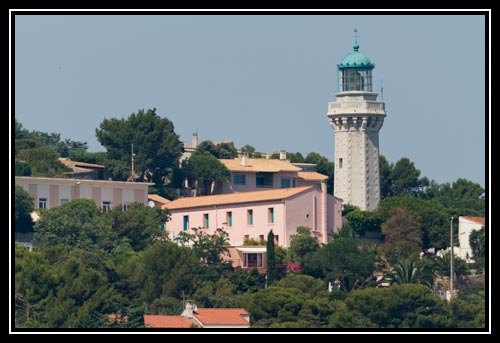 Le phare de Saint-Clair