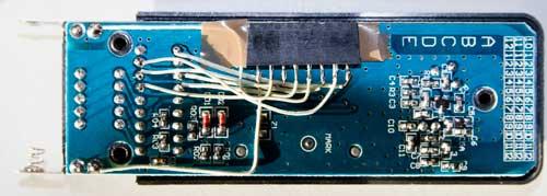 Télécommande avec prise