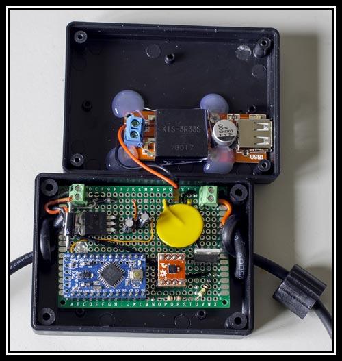 Arduino ShakeMotion